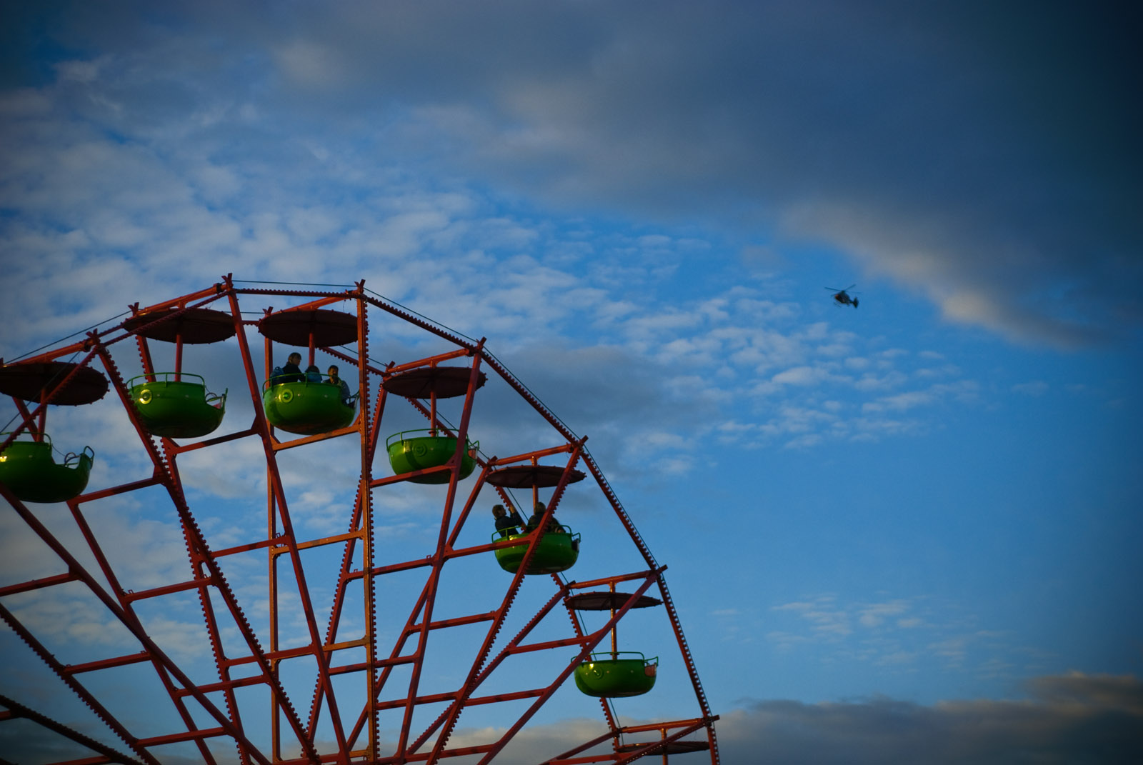 Ars Electronica Ferris Wheel