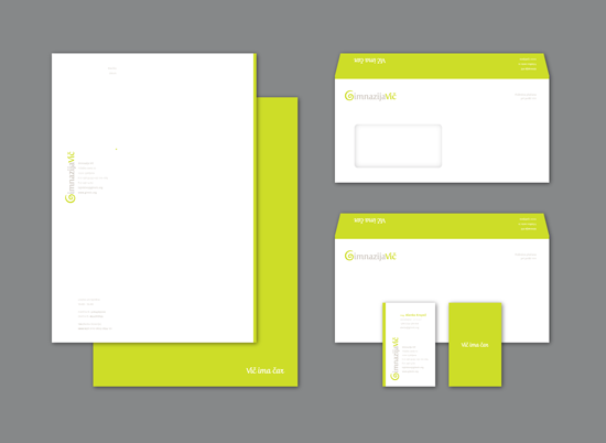 Letterheads, Envelopes and Cards
